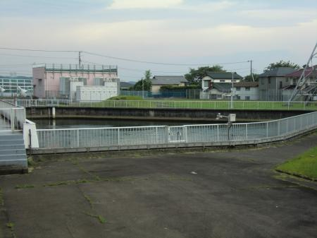 神奈川県内広域水道企業団・相模原ポンプ場
