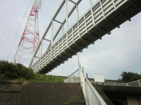 神奈川県内広域水道企業団・相模川水路橋