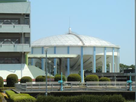 神奈川県内広域水道企業団・相模原浄水場調整池