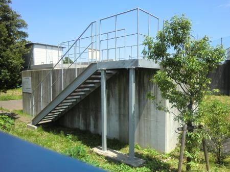 神奈川県内広域水道企業団・相模原浄水場・虹吹小水力発電所