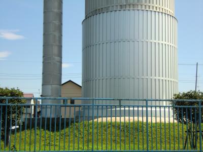 神奈川県内広域水道企業団・相模原調圧水槽