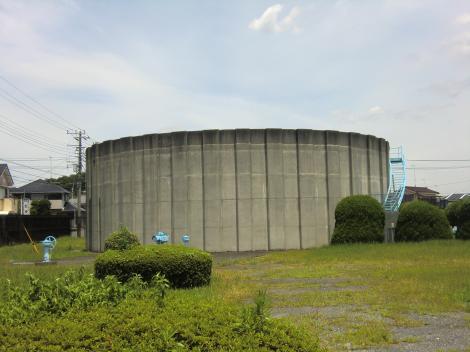 神奈川県内広域水道企業団・淵野辺接合井