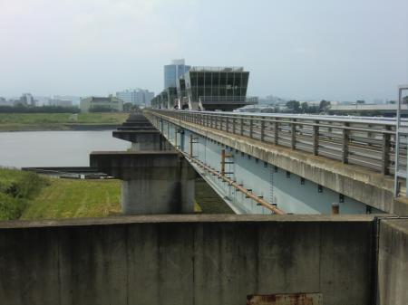 相模大堰管理橋