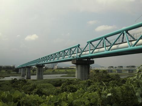 神奈川県内広域水道企業団・相模川水管橋