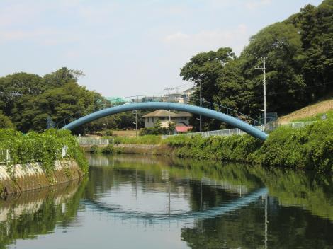 横須賀水道引地川水管橋