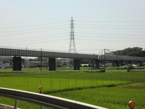 横浜水道引地川水路橋