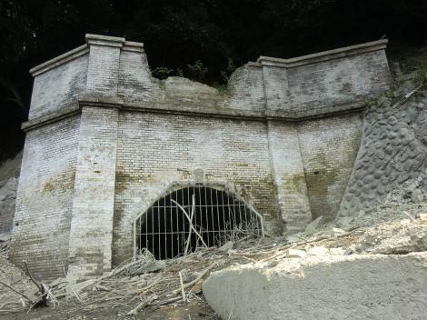 横浜水道・太井隧道上口