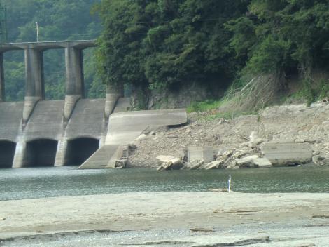横浜水道三井用水取入所跡