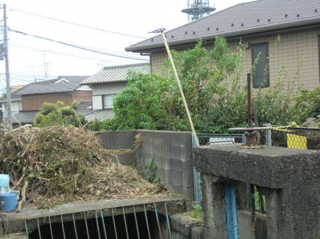 相模川左岸幹線用水路・高田サイフォン呑口