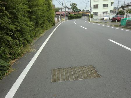 相模川左岸幹線用水路・室田