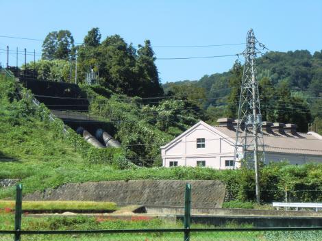 東電内山発電所