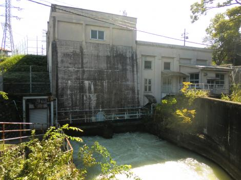 福沢第1発電所