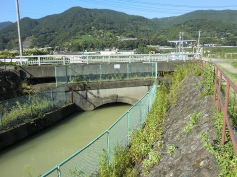文命用水・新遠藤島橋