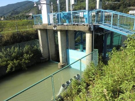 文命用水小水力発電