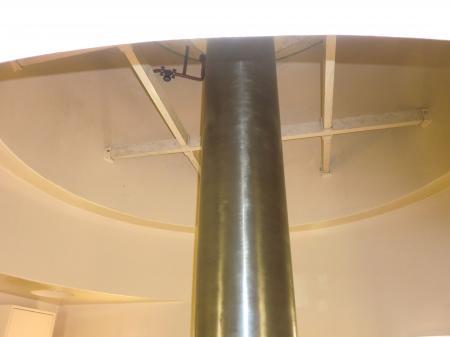 愛川第1発電所発電機主軸