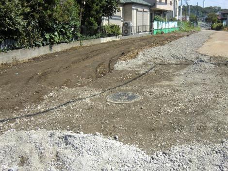 横浜水道鳩川サイフォン到達立坑