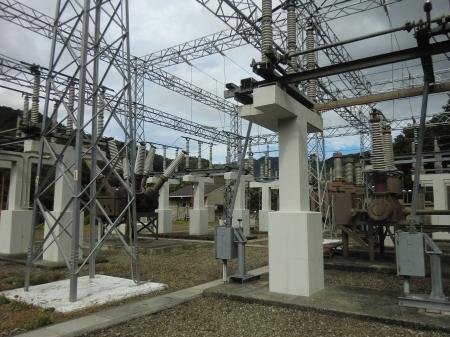相模発電所変電設備