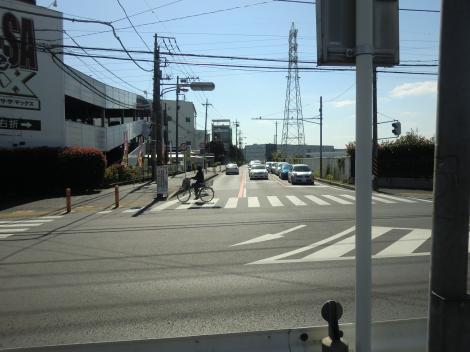 西幹線用水路・小松原信号