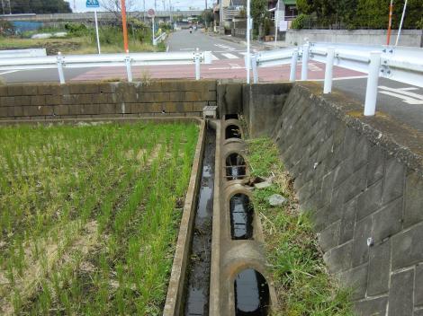 畑かんセグメントパイプ・綾瀬市落合南