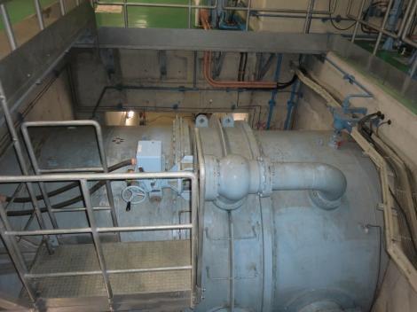 津久井発電所1号機水圧鉄管