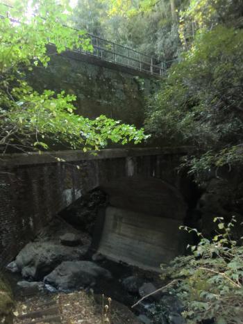鍛冶屋敷沢水路橋