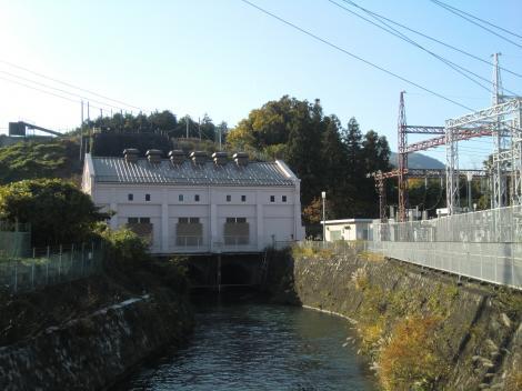 内山発電所