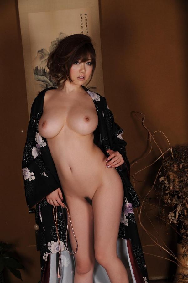 浜崎りお 和風エロ爆乳美女着物ヌード画像100枚の099枚目