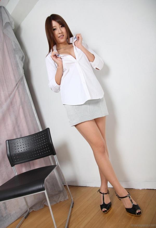 北川瞳 巨乳でむっちりな美女のセックス画像80枚のab011枚目