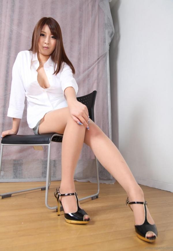 北川瞳 巨乳でむっちりな美女のセックス画像80枚のab024枚目