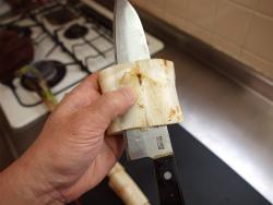 鶏天山菜天ぷら02