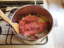 ひき肉でデミグラカレー05