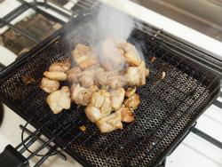 鶏もも肉の地鶏焼き風12
