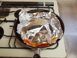 手羽元のトマト煮11