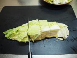 鶏すき焼き01