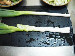 鶏すき焼き03