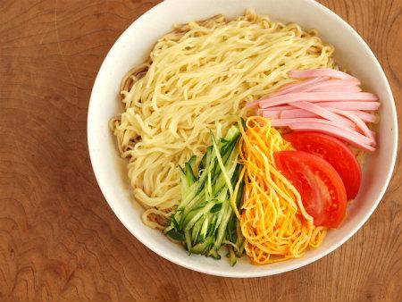 正麺冷やし中華06