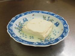 豆腐ハンバーグの春彩餡かけ07