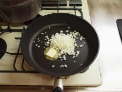 鶏肝のトマト煮バターライス03