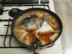 かんぱちかぶと煮11