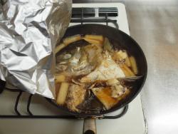 かんぱちかぶと煮13