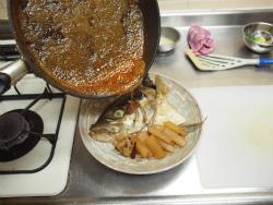 かんぱちかぶと煮19
