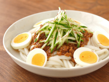 ジャージャー麺12