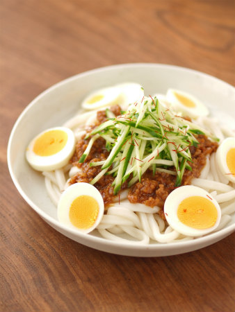 ジャージャー麺19