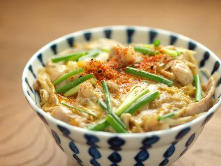 豚柳川丼11