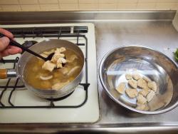 鶏むね肉とキムチの冷やし中07