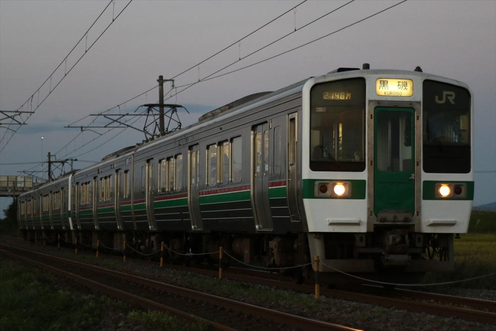719系 H-19編成 2014 9/18