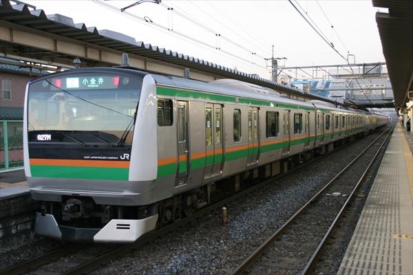 E233系 L05編成 2014 1/29