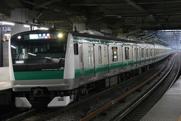 E233系 ハエ110編成 2014 2/1