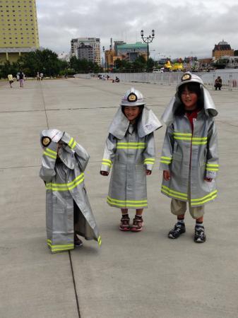 コスプレ 消防服