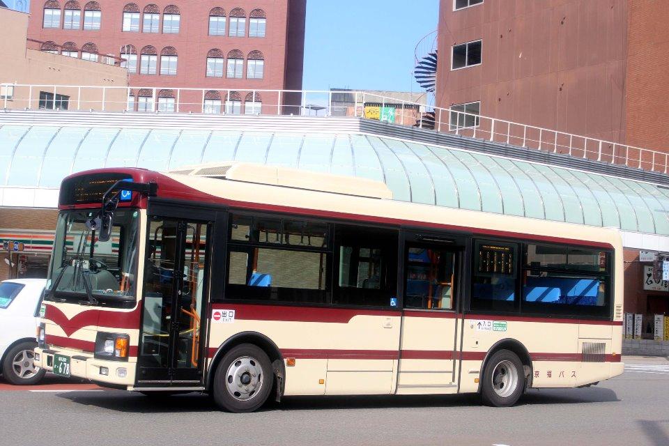 京福バス か678